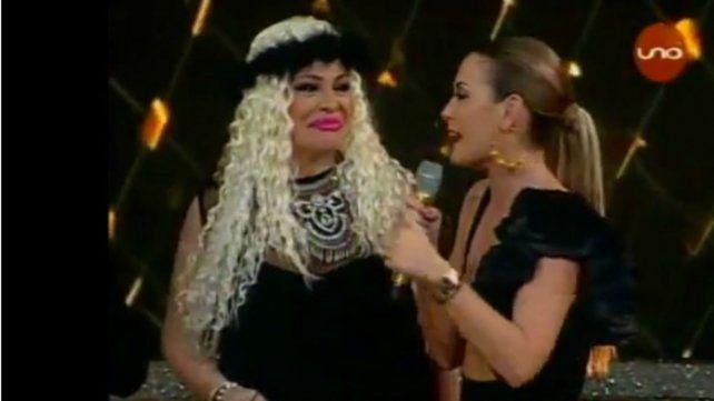 El escandaloso debut de Silvia Suller como jurado en el Bailando de Bolivia