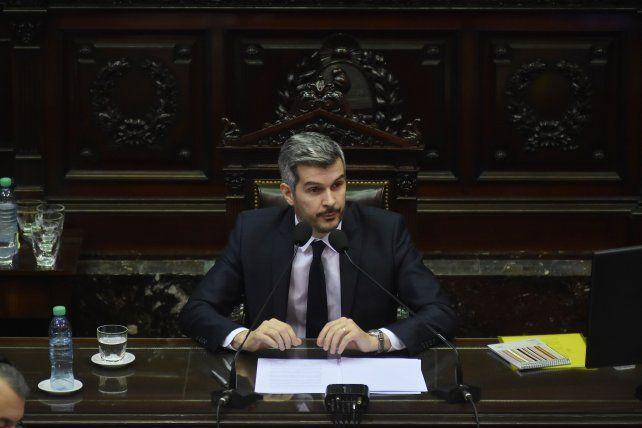 Peña dijo que el gobierno es el primer interesado en que aparezca con vida Maldonado