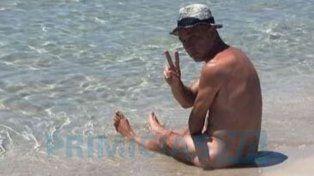 La desopilante foto de perfil de Whatsapp que tiene Darío Grandinetti