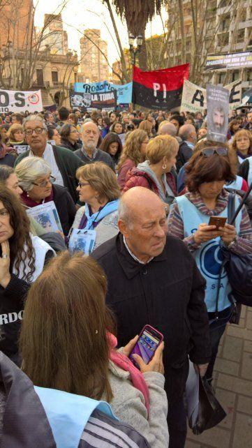 En la marcha de las Madres, Rosario volvió a preguntarse ¿dónde está Santiago Maldonado?