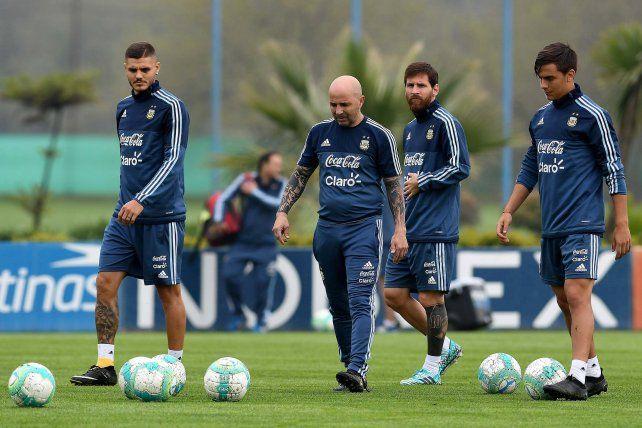 Argentina visita a Uruguay en un partido fundamental pensando en el Mundial