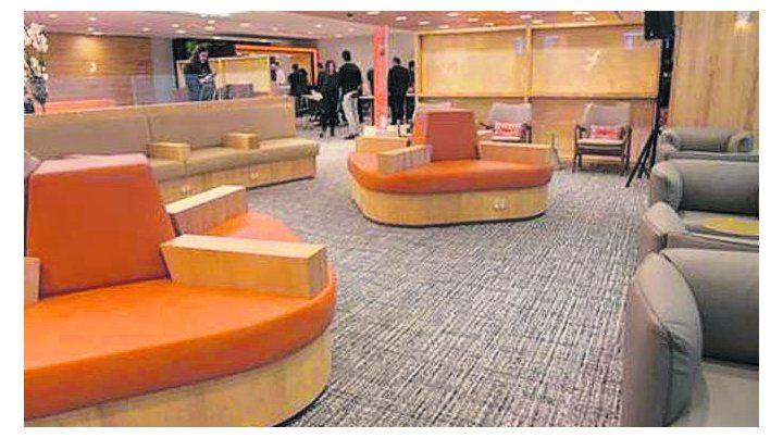 El aeropuerto de Río de janeiro, con nueva sala VIP
