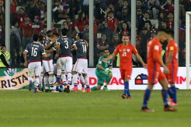 Arturo Vidal en contra