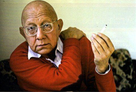 El gran filósofo Cornelius Castoriadis (1922-1997).