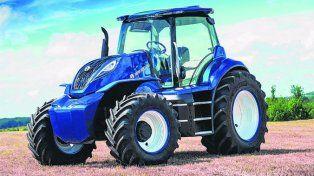 CNH Industrial presenta prototipo de tractor