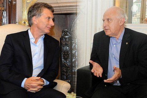 sin ecos. Pese al reciente encuentro entre el presidente y el jefe de la Casa Gris