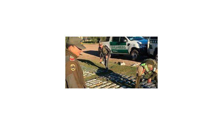 Interceptaron en Venado Tuerto un camión con 700 kilos de cocaína
