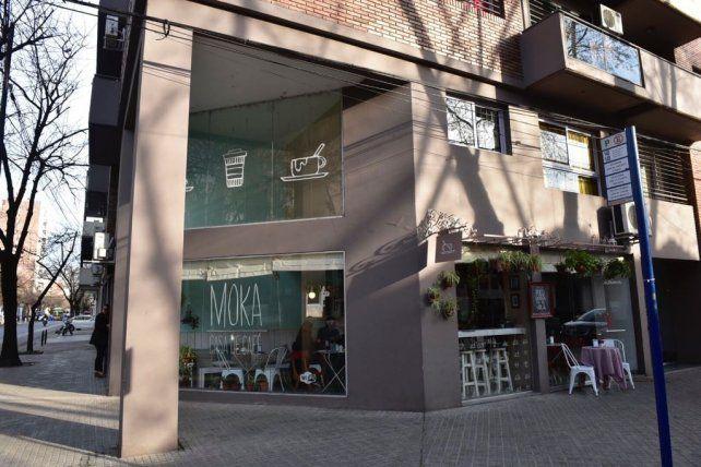 El bar Moka
