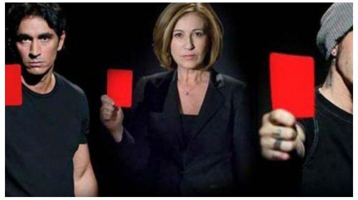 Mercedes Morán se enojó con quienes usaron su imagen para una campaña contra los docentes
