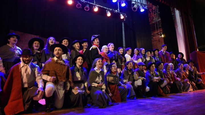 Historia. Hoy se estrena Éxodo: la gran epopeya argentina
