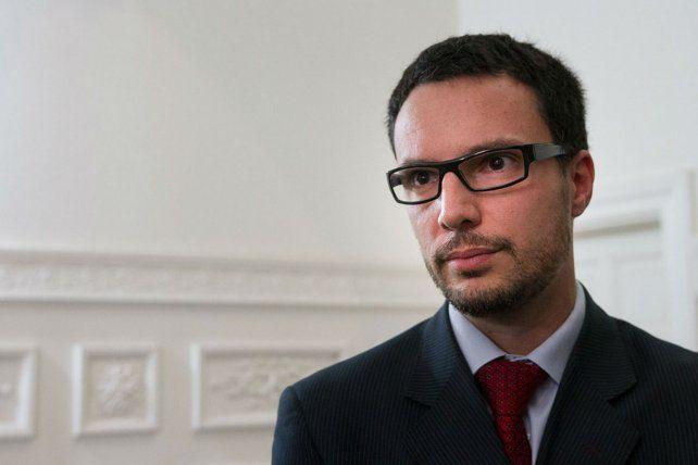 Fiscal. Nicolás Foppiani apeló la absolución e insistió en la acusación..