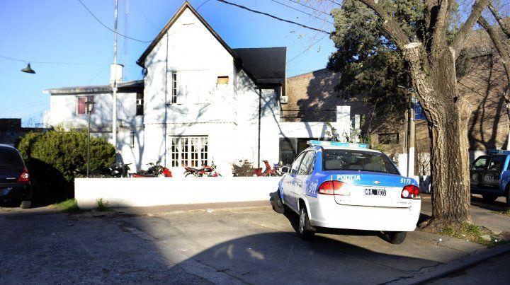 El asalto al chico de 17 años fue denunciado en la seccional 17ª.
