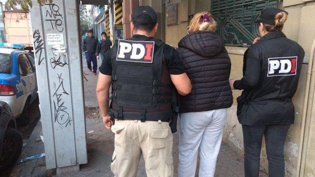 La acusada por el crimen de Fabricio Fernández