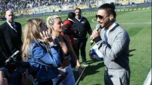 Maluma quedó deslumbrado con Sol Pérez y pidió su teléfono