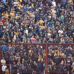 el minuto a minuto del canalla y el blanquinegro en el estadio de argentinos juniors