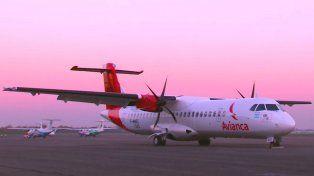 La compañía Avianca anunció vuelos desde Sunchales