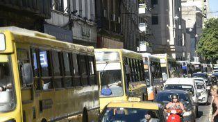 Atasco. Parece sufrir la gestión para tomar una decisión sobre el futuro sistema de transporte de pasajeros.
