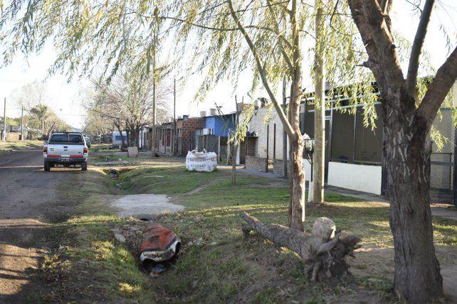 Granadero Baigorria. El homicidio ocurrió el 27 de julio de 2015.