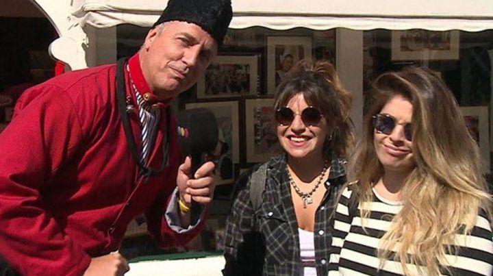Marley, Dalma y Gianinna Maradona casi quedan detenidos por la policía en Holanda
