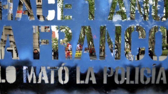 La querella de Franco Casco había pedido que las indagatorias sean con las personas detenidas