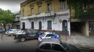 La comisaría 7ª fue allanada por Gendarmería.