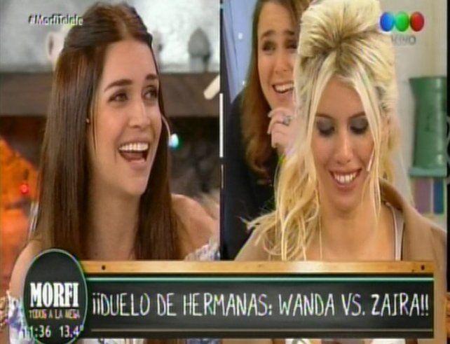 En una entrevista inédita, Wanda impulsó a Zaira a revelar porque no se casó con Forlán