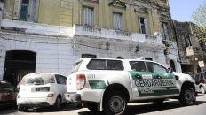 La seccional 7ª, donde estuvo detenido Franco Casco, bajo la lupa de la Justicia Federal.