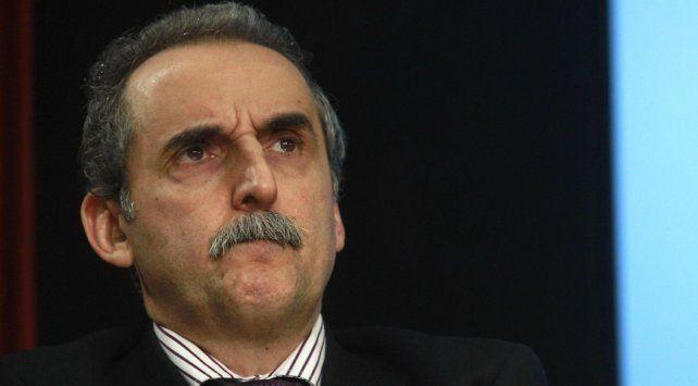 A indagatoria.Moreno fue citado por abuso de autoridad y amenazas en una asamblea del Grupo Clarín.