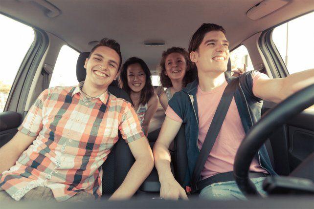 Carpooling. Una tendencia mundial para viajar que comienza a crecer en Argentina.