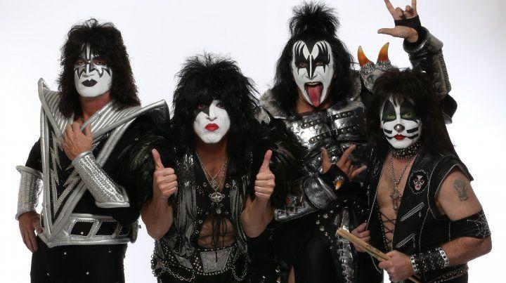 Kiss, una carrera de éxitos, pero también de esfuerzo
