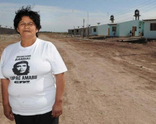 Nélida Rojas quedará en libertad