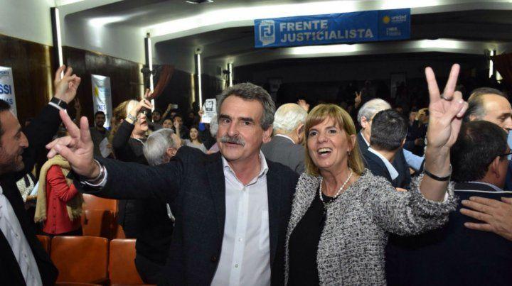 Rossi y Rodenas llamaron a la unidad del justicialismo en la provincia de Santa Fe
