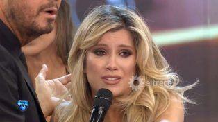 Laurita Fernández rompió en llanto cuando Angel de Brito le contó lo que se dice de ella