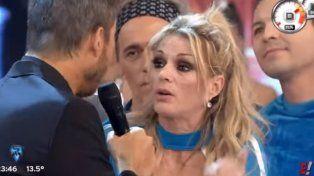 Moria Casán le cerró la boca a Yanina Latorre cuando ella habló mal de su marido