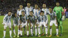 una calculadora permite saber al instante si la seleccion argentina clasifica o no al mundial