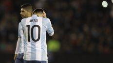 argentina no pudo con la debil venezuela y quedo en posicion de repechaje