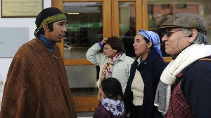 Santana ratificó en la Justicia de Esquel lo que ya había declarado ante la Procuvin días después de la desaparición de Maldonado.