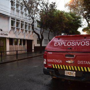 Las amenazas de bombas en las escuelas recrudecieron en los últimos días.