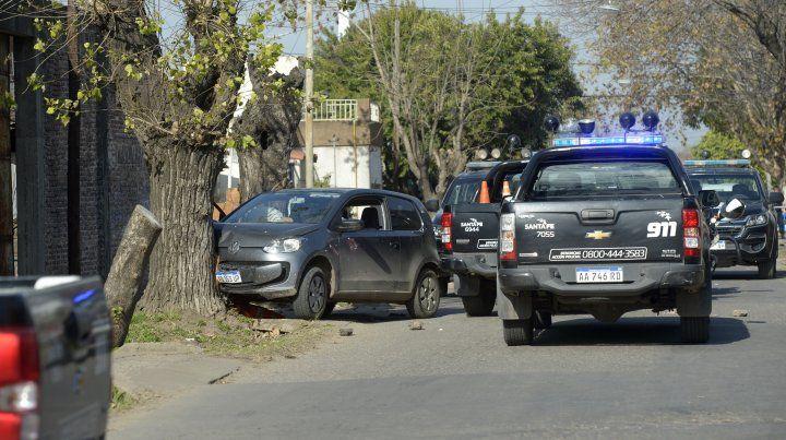 Una pericia balística compromete a policías en la muerte de dos jóvenes en una balacera