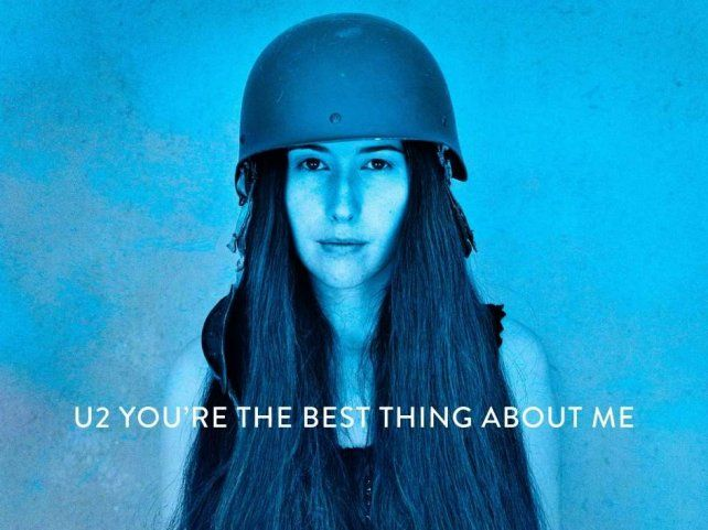 U2 estrenó Youre the Best Thing About Me, primer corte de Songs of Experience