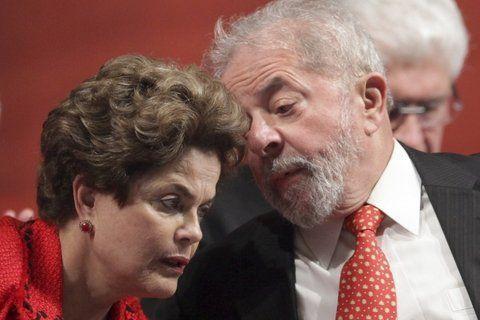 Lava Jato. El fiscal general Rodrigo Janot acusa a ambos políticos de delitos contra la administración pública.