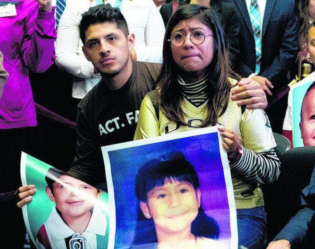 Dolor. Llegaron a EEUU en la niñez y ahora temen ser deportados.