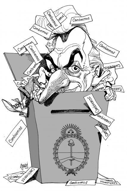 El grávisimo caso Maldonado le impide al gobierno gozar de todos los beneficios electorales cosechados en primarias y de las estimaciones para octubre.