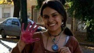 víctima. Anahí desapareció el 29 de julio y la hallaron el 4 de agosto.