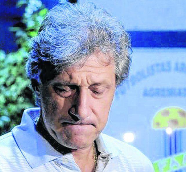 El capo de FAA. Sergio Marchi no concurrió el lunes a los Tribunales provinciales de Rosario y el magistrado que está al frente del órgano fiduciario leproso decidió ir por él.