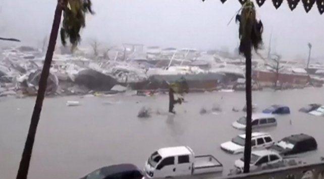 Un informe de Naciones Unidas advirtió que hasta 37 millones de personas podrían sufrir los efectos del ciclón.