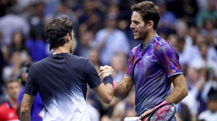 Nalbandian y otros tenistas argentinos felicitaron a Del Potro por el triunfo ante Federer