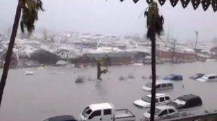 Irma ya se cobró la vida de diez personas y ahora se aguarda la llegada de los huracanes José y Katia