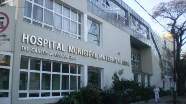 El Hospital Materno Infantil de Boulogne