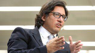 El ministro de Justicia de la Nación, Germán Garavano.